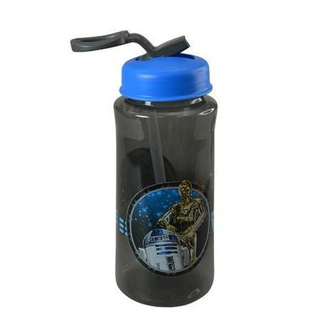 Star Wars 14oz Water Bottle with Carrying Loop (Water Bottle Star Wars)
