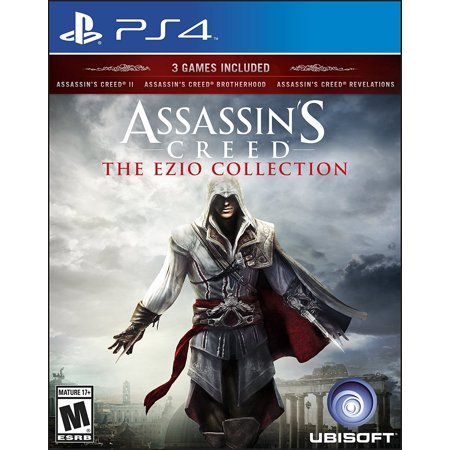 Assassin's Creed The Ezio Collection - PlayStation 4 By Ubisoft Ship from US](Assassin's Creed Tomahawk For Sale)
