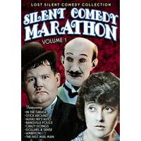 Silent Comedy Marathon Volume 1 (DVD)