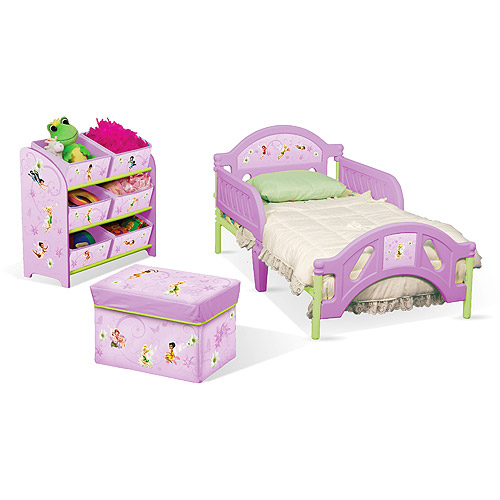 Disney TinkerBell Fairies Toddler Room in a Box