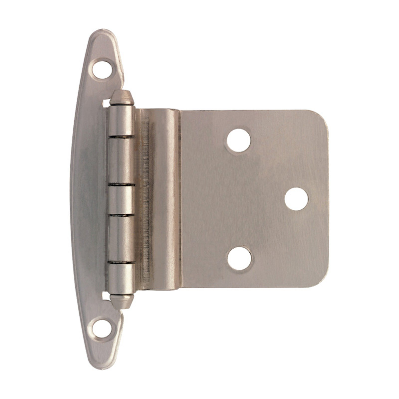 Liberty Hardware Inset Hinge without Spring - Set of 10