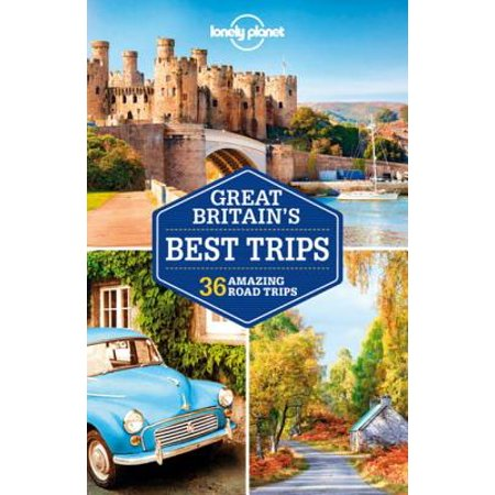 Lonely Planet Great Britain's Best Trips - eBook