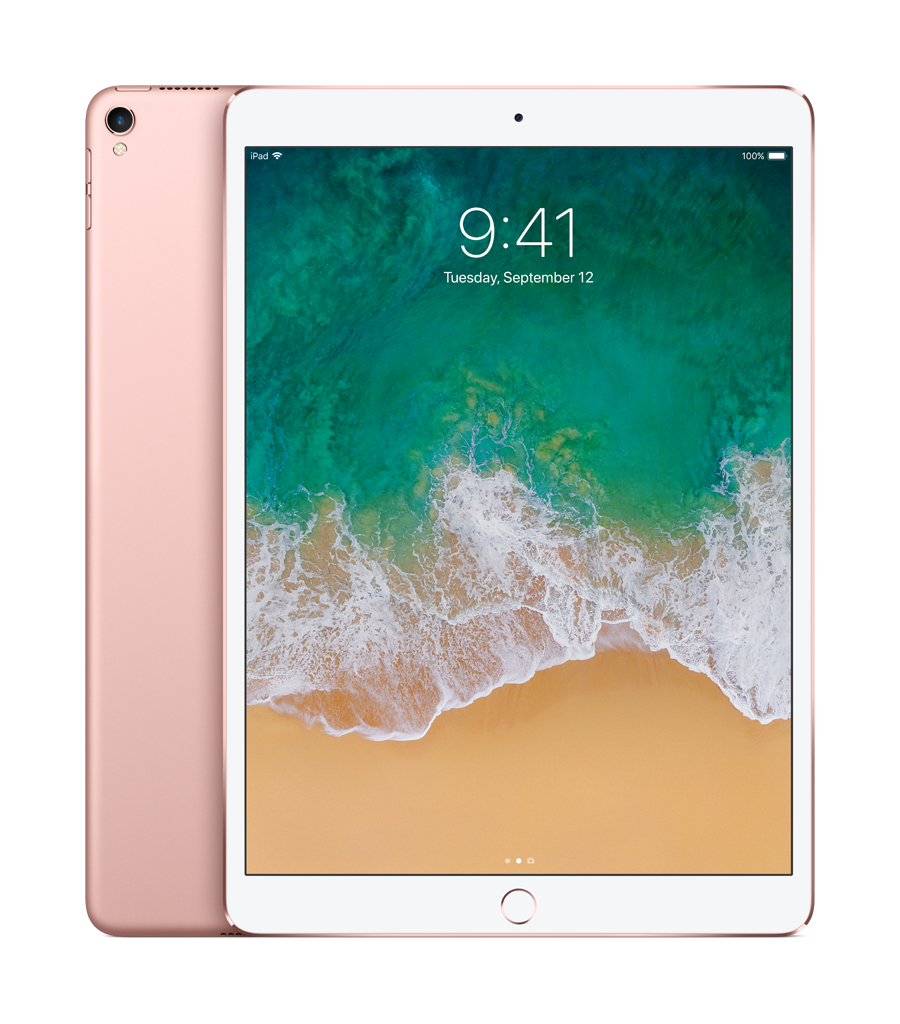 Apple 10.5-inch iPad Pro Wi-Fi 512GB Rose Gold by Apple
