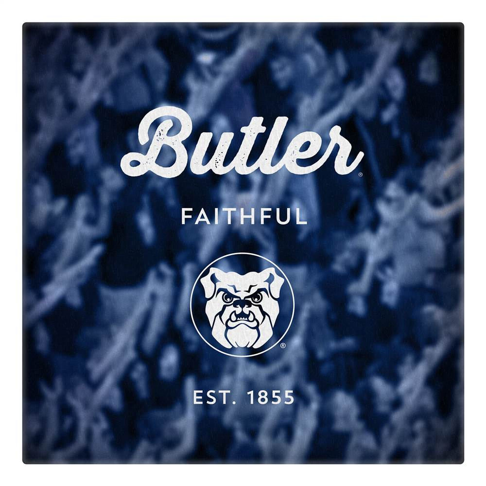 Canvas of Butler Logo Art