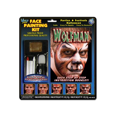 Wolfe FX Kits - Wolfman (4 colors)