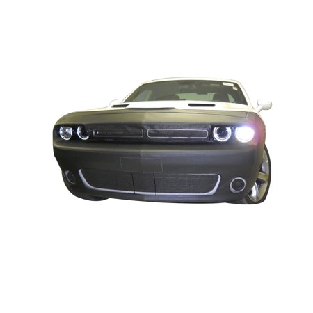 LeBra Front End Mask Cover-551470-01 fits Dodge Challenger R/T,R/T Plus,SXT,SXT Plus,R/T Plus Shaker,R/T Shaker 2015,2016 (Will not fit Scat Pack)