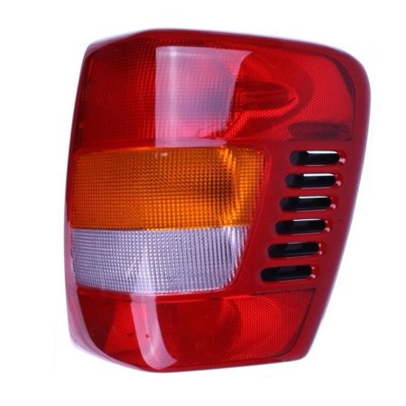 Right Tail Light with Circuit Board - Fits 1999-2004 Jeep Grand Cherokee - (2005 Jeep Grand Cherokee Check Engine Light)