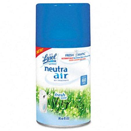 Reckitt Benckiser 79831 Neutra Air Freshmatic Recharge A-rosol Parfum Frais 6.2 oz - image 1 de 1