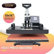 Best Heat Presses - Swing Away 12x15 Heat Press Machine Digital Transfer Review
