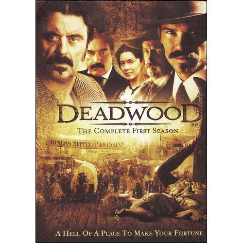 DEADWOOD-COMPLETE 1ST SEASON (DVD/6 DISC/WS/DD 5.1/ENG-FR-SP-SUB)