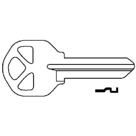 Key,Sportky Mlb Astros #66 Kw1 by HILLMAN FASTENER