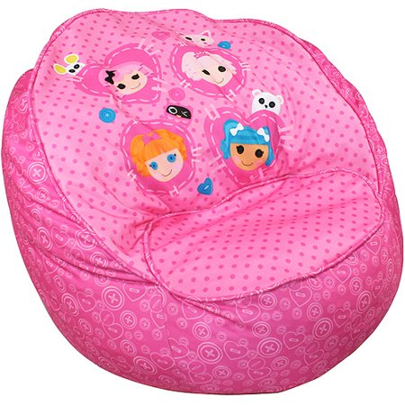 Lalaloopsy Polyester Bean Bag Chair Walmart Com