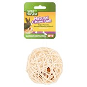 Wild Harvest Chew Ball for Guinea Pigs, Hamsters, Gerbils and Other Small Animals