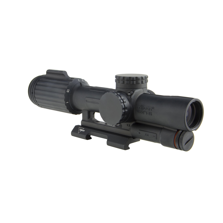 Trijicon VCOG 1-6x24mm Riflescope Green Horseshoe Dot Crosshair VC16-C-1600049 by Trijicon