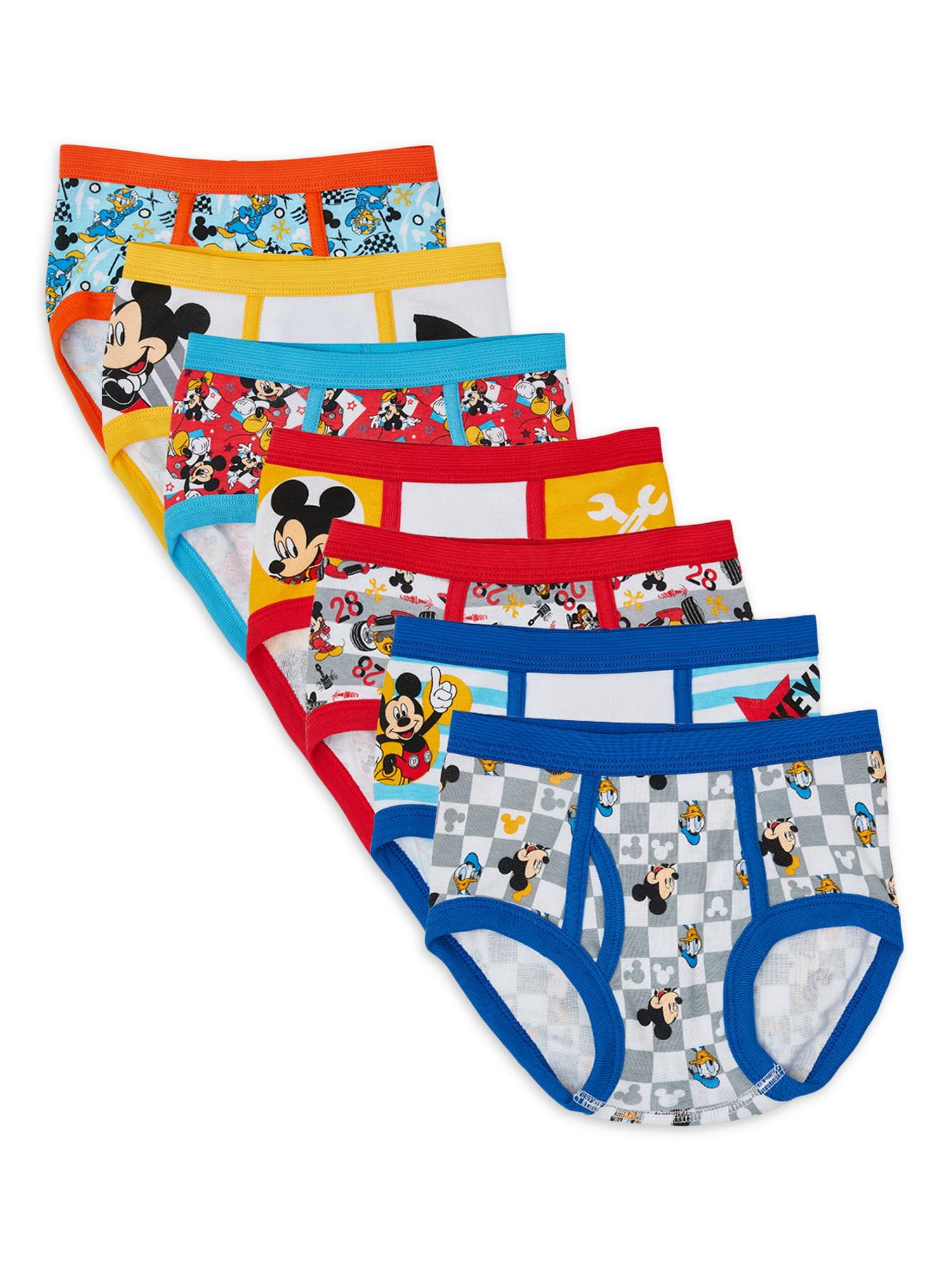 Disney Pixar Toy Story Boys  3 Pack Briefs Underwear 100/% cotton Age 5 6 7 8