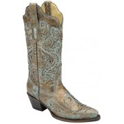 Corral Women Glitter Inlay Boots