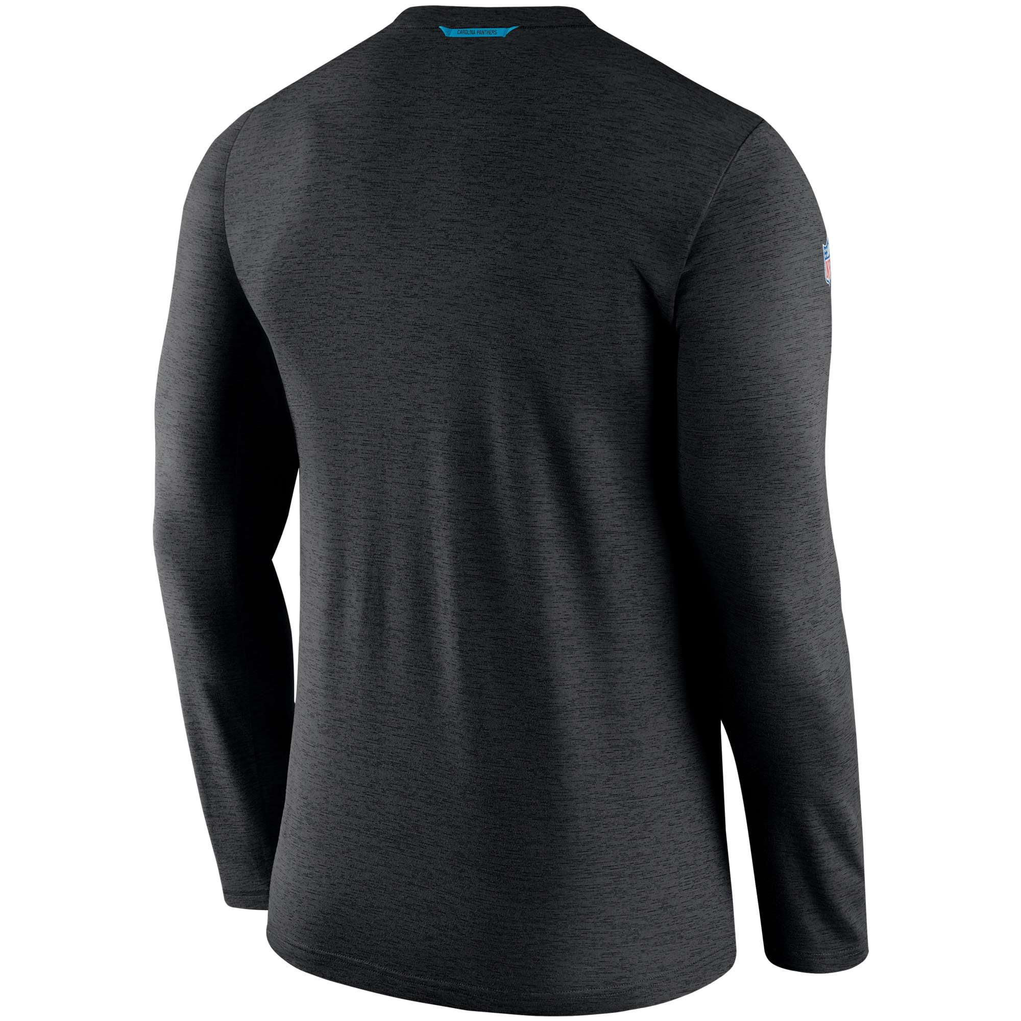 carolina panthers long sleeve jersey