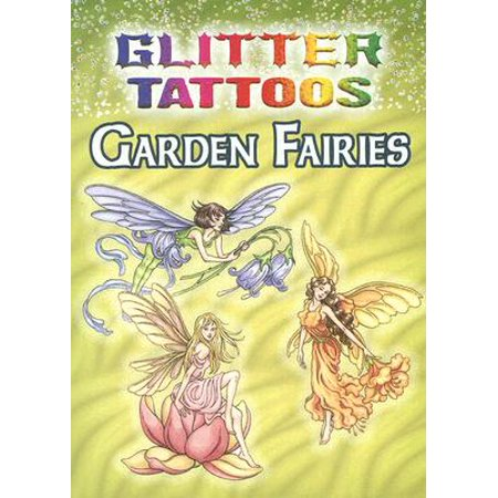 Glitter Tattoos Garden - Fairie Tattoo