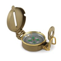 Stansport Lensatic Compass - Liquid