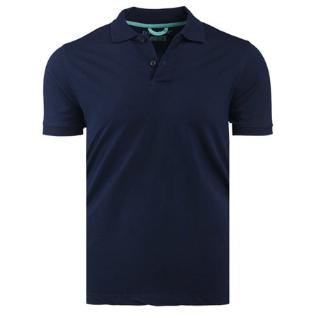 Marquis Slim Fit Jersey Polo -