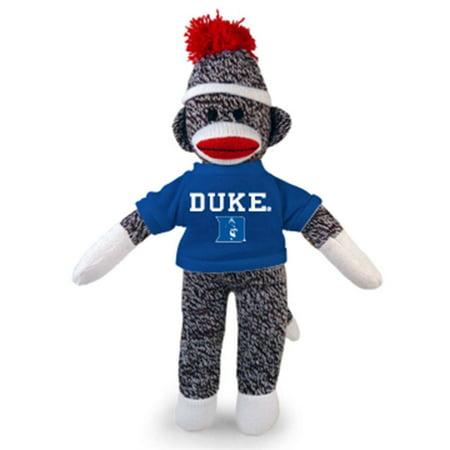 Duke Blue Devils Sock Monkey - Animatronic Devil Baby