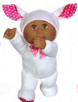 "Cabbage Patch Kids Petting Zoo Friends 9""Tillie Lamb by"