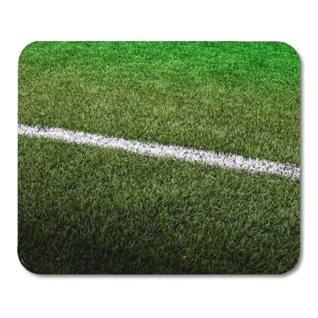 LADDKE High Football Line Soccer Field School Halfway Pitch Spot Mousepad Mouse Pad Mouse Mat 9x10 inch