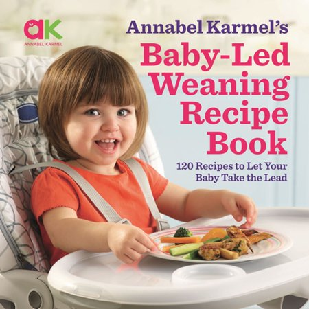 Baby-Led Weaning Recipe Book - eBook