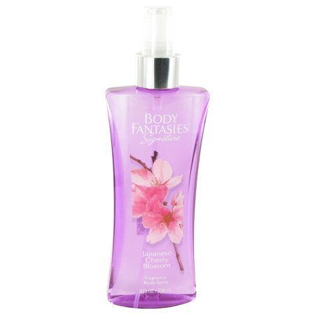 Fantasy Body Spray (Body Fantasies Signature Japanese Cherry Blossom Body Spray, 8)