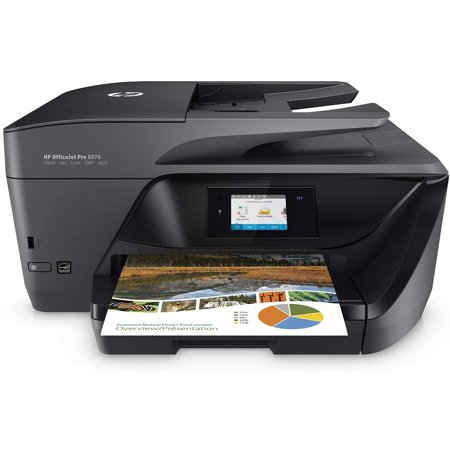 HP OfficeJet Pro 6978 All-in-One Wireless Printer with Double-Sided Print and Scan (T0F29A) Inkjet 2140 Fax