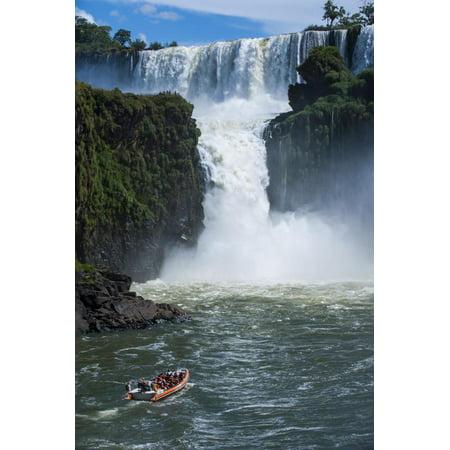 Foz De Iguazu (Iguacu Falls) Print Wall Art By Michael Runkel