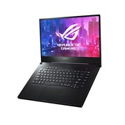 ASUS ROG Zephyrus G Ultra Slim Gaming Laptop, 15.6 IPS Type FHD, GeForceGTX 1660 Ti, AMD Ryzen 7 3750H, 8GB DDR4, 512GB PCIeNVMe SSD, Windows 10,GA502GU-PB73