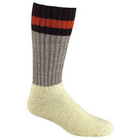 Men's/Unisex Boot and Field Wool Sock
