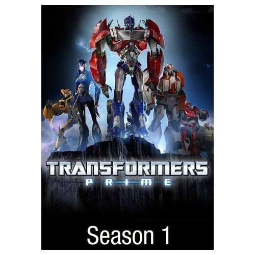 Transformers Prime: Darkness Rising, Pt. 5 (Season 1: Ep. 5) (2010)