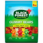 Black Forest Gummy Bears, 5 Lb. Bulk Bag