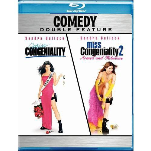 Miss Congeniality / Miss Congeniality 2: Armed And Fabulous (Blu-ray) (Widescreen)