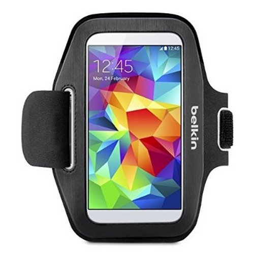 Belkin Sport-Fit Armband for Galaxy S5/S4/S4 Active/S3