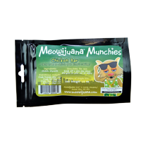 Meowijuana Munchies - Chewy Chicken Bar Cat Treat