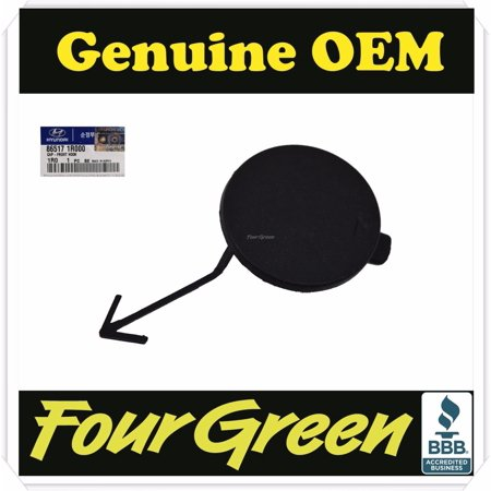 GENUINE CAP TOW EYE HOOK FRONT BUMPER HYUNDAI ACCENT 12-15 -