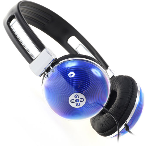 Moki Neon Headphones, Assorted Colors