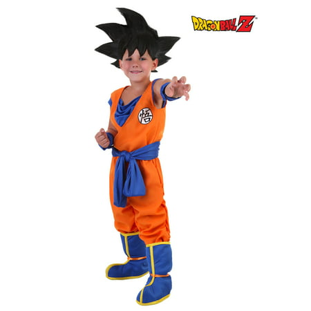 Toddler Goku Costume - Goku Costume Kids