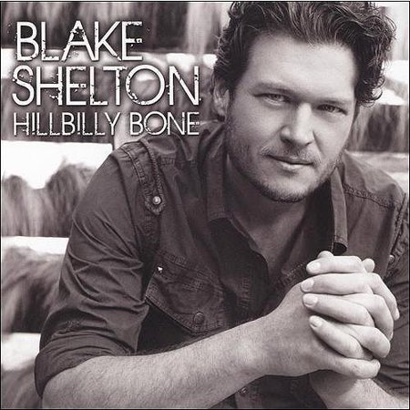Blake Shelton Hillbilly Bone (CD)