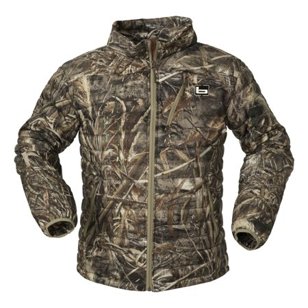 Banded Agassiz Down Jacket