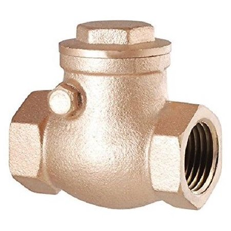 Swing Clock (LDR 022 1244 3/4-Inch Swing Check Valve, Lead Free)