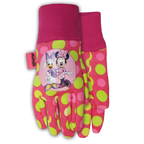 MIDWEST QUALITY GLOVES Minnie Jersey Gloves