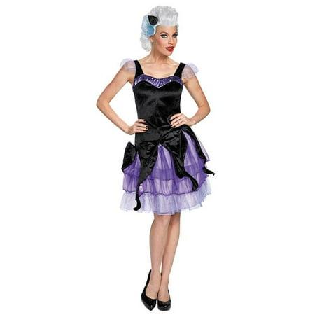 Morris Costumes DG85690E Ursula Deluxe Adult Costume, Size 12-14 for $<!---->