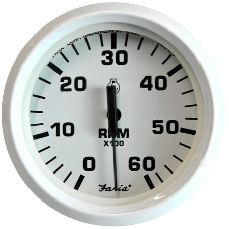 Faria Fuel Gauge (Faria Dress White 4