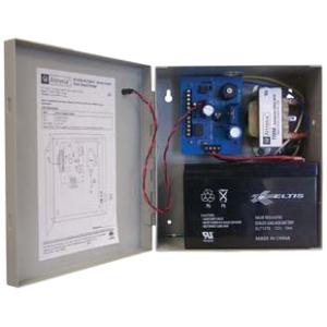 Altronix - AL125ULP - Altronix AL125ULP Proprietary Power Supply - 24 V AC Input Voltage - Wall Mount