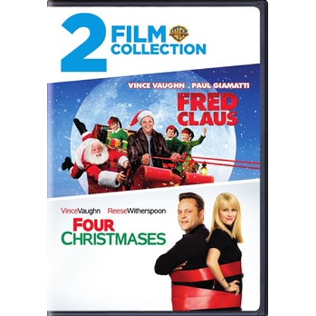 FRED CLAUS/FOUR CHRISTMASES (DVD/DBFE) (DVD)