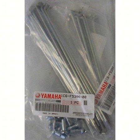 Yamaha 1C6-F5304-00-00  1C6-F5304-00-00 Spoke Set, Rear; 1C6F53040000